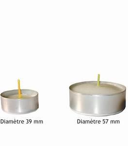 Bougie Chauffe Plat : bougies chauffe plat grand mod le diam tre 57 mm ~ Teatrodelosmanantiales.com Idées de Décoration