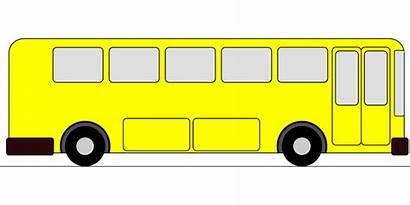 Bus Wheels Transport Transportation Vector Coach Graphic