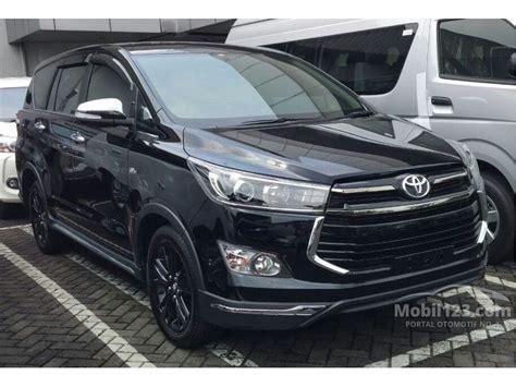 Toyota Venturer Modification by Jual Mobil Toyota Innova Venturer 2017 N140 2 0 Di Dki