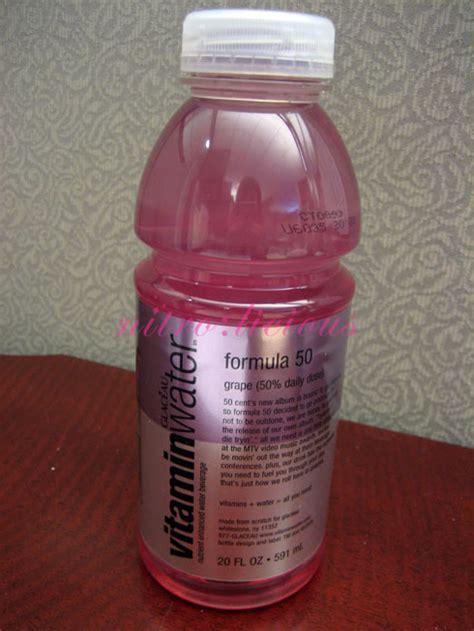 do they still make formula 50 vitamin water