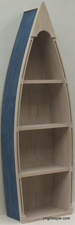 7 Foot Bookshelves by Boat Shelf On Boys Fishing Bedroom Fishing