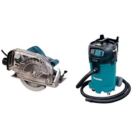 Makita Xtract Vacmakita 5057kb 714 Inch Circular Saw