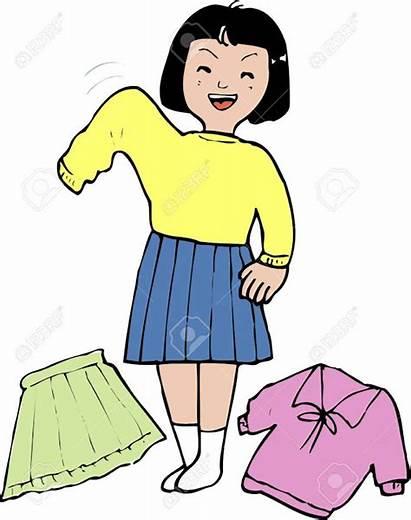 Clothes Change Clipart Bugtong Ang Tatlo Labasan