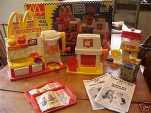 Burger Mountain: McDonalds Happy Meal Magic Snack Maker
