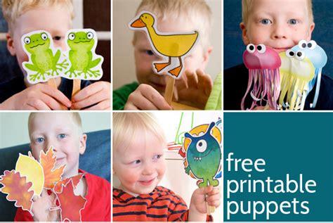 uncategorized printables 4 137 | puppets free printables kindergarten diy create make your own tutorial preschool homeschool