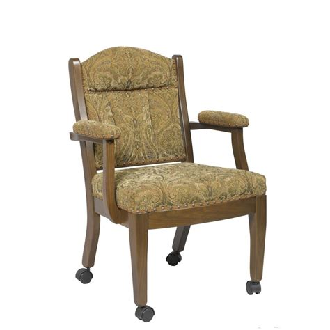 affordable kitchen chairs with casters for kitchen