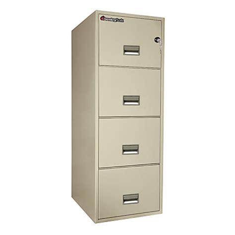Safe Filing Cabinet Canada by Sentry Safe Safe 4 Drawer Vertical File Cabinet 53 58