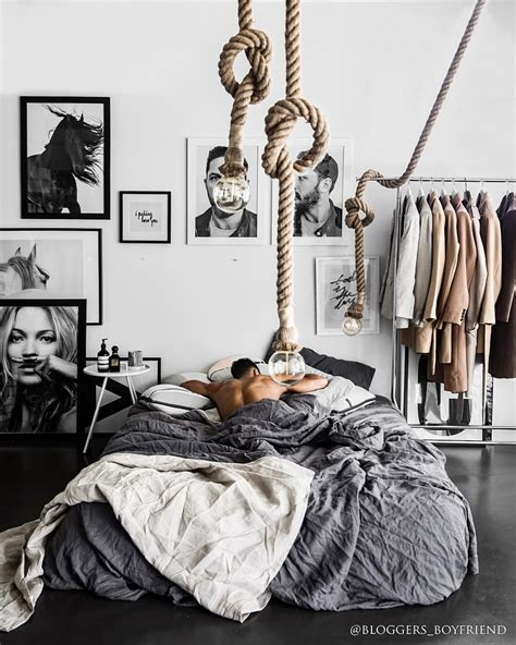 Mens Bedroom Inspo by Sunday Like This In 2019 M 228 Nner Schlafzimmer