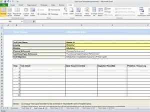 Download Free Sample Testing Plan Template