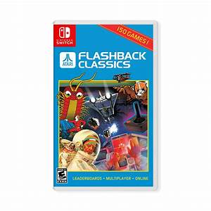 Atari Flashback Classics Retail Listing Appears With
