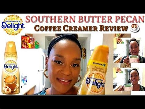 I like the others that i got better. InternationalDelight   Southern Butter Pecan Coffee Creamer Review☕ 2019 - YouTube