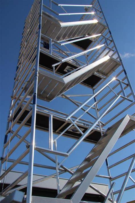 asc treppenturm geruestturm treppengeruest