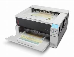 kodak i3400 high speed compact and productive a4 a3 With high capacity document scanner