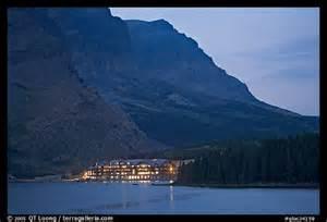 Swift Current Lake Glacier National Park Montana