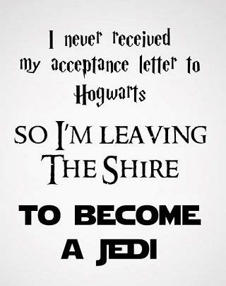im   hobbits arent allowed  hogwarts