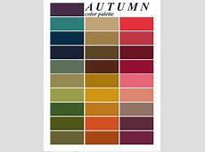 Best 25+ Autumn color palette ideas on Pinterest Colour