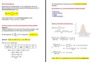 Binomialverteilung Berechnen : bernoulli ketten und binomialverteilung ~ Themetempest.com Abrechnung