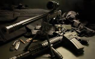 Cool Military Guns