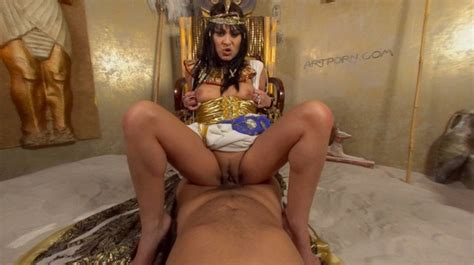 Cleopatra In 180° Cradle Of Civilization Vr Porn Video