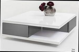 Table Avec Rangement : petite table basse avec rangement id es de d coration int rieure french decor ~ Teatrodelosmanantiales.com Idées de Décoration