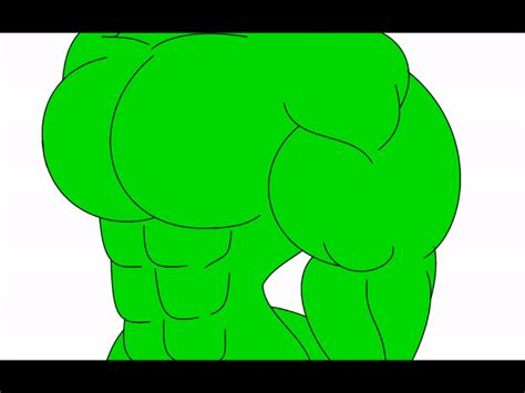 Two Alien Girls Muscle Growth (normal-motion) 2 On Make A Gif