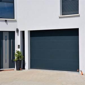 porte de garage sectionnelle en direct usine With porte de garage sectionnelle spadone