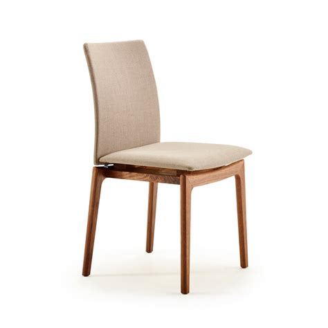 stylish contemporary dining skovby upholstered dining