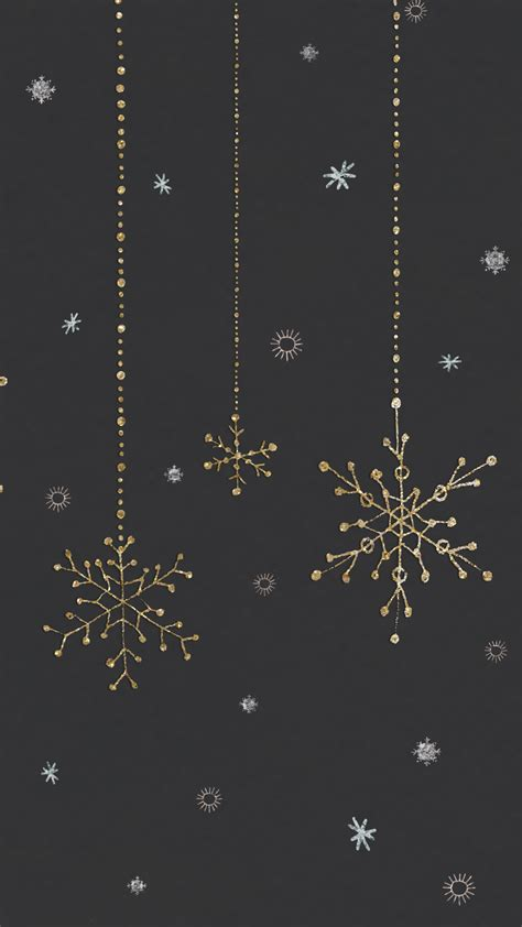 Gold Winter Wallpaper Iphone by Or Winter Background Scrapbooking