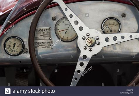 maserati steering wheel driving 1954 maserati 250f grand prix racing car steering wheel
