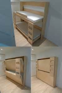 25 best ideas about murphy bunk beds on pinterest diy
