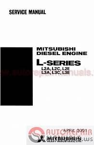 Mitsubishi Truck Full Shop Manual Dvd