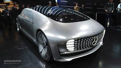 Mercedes Benz Cars Technology Future Concept Drastically