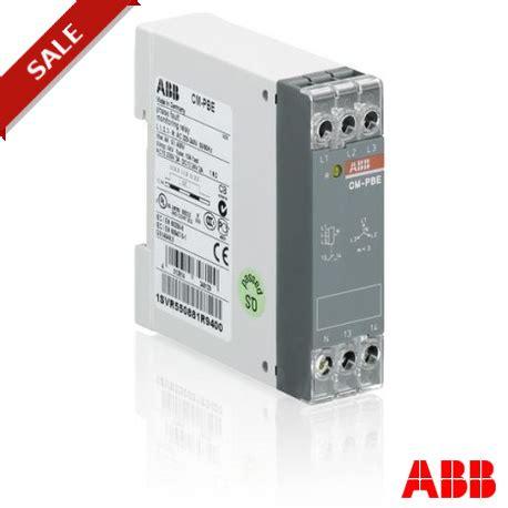 cm pbe 1svr550881r9400 abb cm pbe phase loss monitoring re