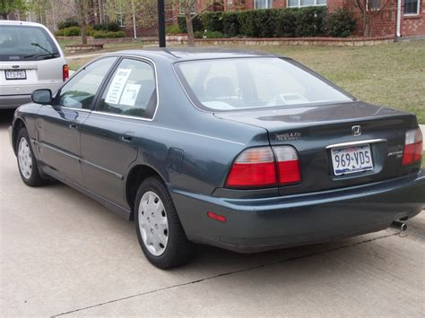 1997 Honda Accord Sedan Ex Related Infomation