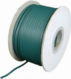 Green Spt1 Wire Extension Cord Wire Awg 18 Gauge Zip Cord