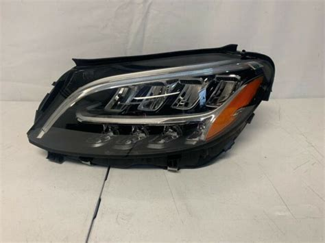 Equip cars, trucks & suvs with 2010 mercedes benz c300 accessories from autozone. 2019-2020 Mercedes C300 Left Side Headlight LED OEM | eBay