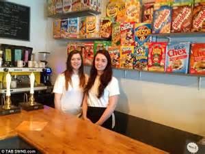 Best friends open Britain's SECOND cereal cafe in Leeds ...