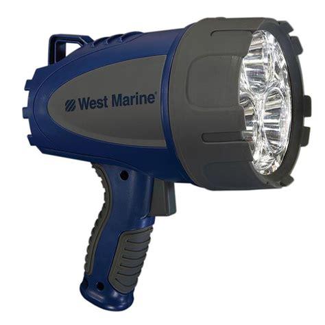 Boat Lights West Marine by West Marine Waterproof 1300 Lumen Rechargeable Led
