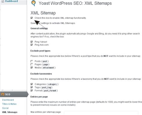 Top Plugins Generate Xml Html Sitemaps