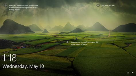 Windows 10 Lock Screen Wallpaper by Windows 10 Lock Screen Nature Wallpapers