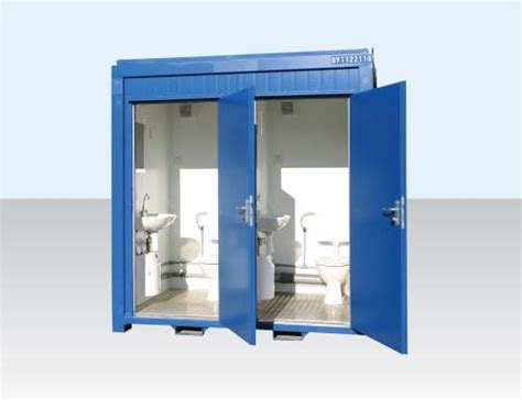 Steel Toilet Cabins for Sale   Portable Cabins