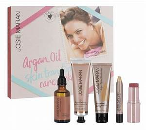 Josie Maran Argan Oil Skin Transformation Care Package ...