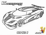 Coloring Koenigsegg Pages Race Yescoloring Cars Super Supercar Cool Sports Sheets Force Agera Colouring Printable Drawing Utm Nascar Luxury Template sketch template