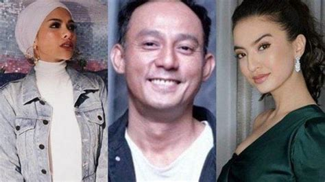 Dipo Latief Disebut Dekat Dengan Raline Shah Apa Reaksi