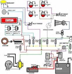 HD wallpapers wiring diagram for motorcycle turn signals