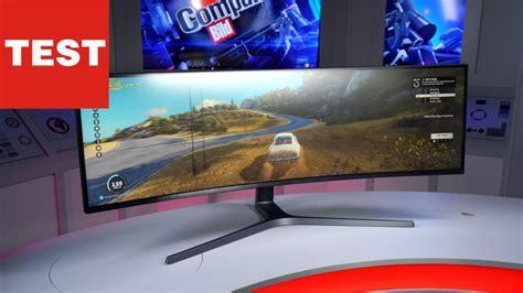 samsung chg extrem breiter curved monitor im test