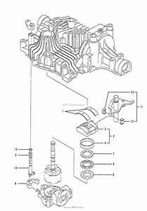 Husqvarna Tuff Torq K61 Transaxle Parts Diagram For Range Shaft Assy