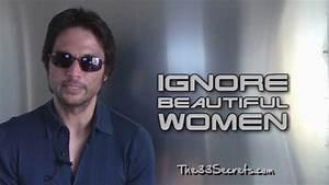 IGNORE BEAUTIFUL WOMEN - #1 SECRET TRICK FOR ATTRACTING ...