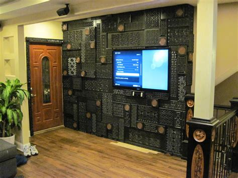 celtic theme wall design