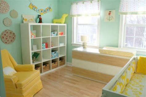 deco chambre jaune deco chambre bebe jaune et vert visuel 7